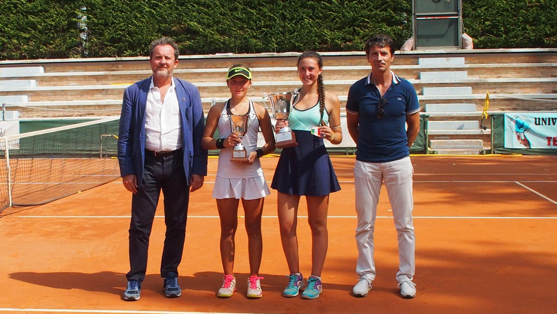 Finaliste Campionati under 14